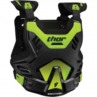 Pare pierre Thor Sentinel GP CE Black Green