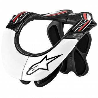 Protections cervicales Alpinestars BNS Pro White
