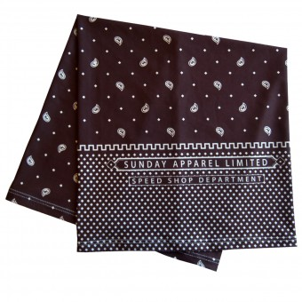 Foulard et tour de cou Sunday SpeedShop Bandana