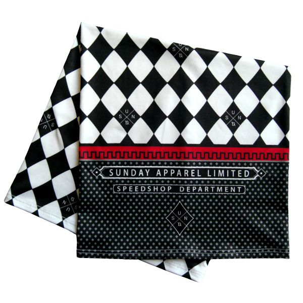 foulard homme moto foulard et tour de cou sunday speedshop. Black Bedroom Furniture Sets. Home Design Ideas