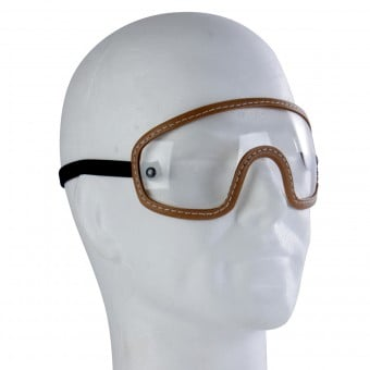 Lunettes Moto HARISSON Inner Goggle Brown
