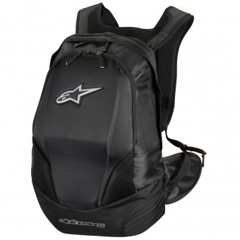Sac a dos Moto Alpinestars Charger R Black White
