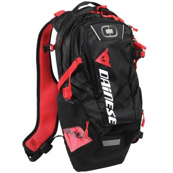 Sac a dos Moto Dainese D-Dakar Hydratation Back Pack Black