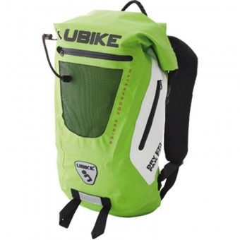 Sac a dos Moto UBIKE Easy Pack + 20L Green
