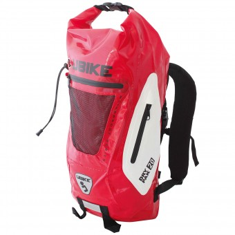 Sac a dos Moto UBIKE Easy Pack + 20L Red