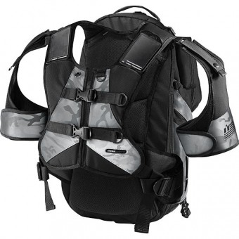 Sac a dos Moto ICON Squad II Pack Mil-Spec Black