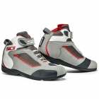 Baskets Moto SIDI Gas White Grey