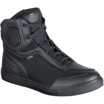 Baskets Moto Dainese Street Darker Gore-Tex Black