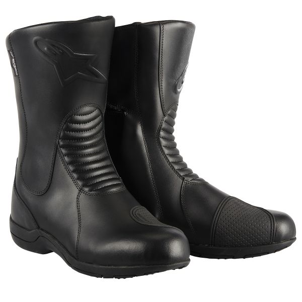 Bottes Moto Alpinestars Andes Waterproof Black