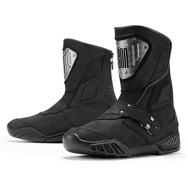 Bottes Moto ICON 1000 Retrograde Black