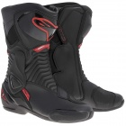 Bottes Moto Alpinestars SMX 6 Black Red