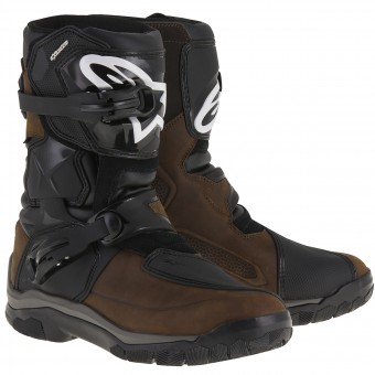 Bottes Moto Alpinestars Belize Drystar Oiled Leather