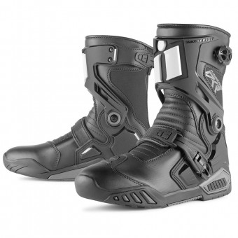 Bottes Moto ICON DKR Boot Black