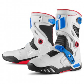 Bottes Moto ICON DKR Boot Glory
