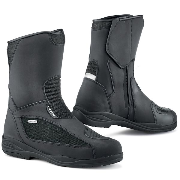 Bottes Moto TCX Explorer Evo Gore-Tex Black