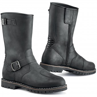 Bottes Moto TCX Fuel Waterproof Black