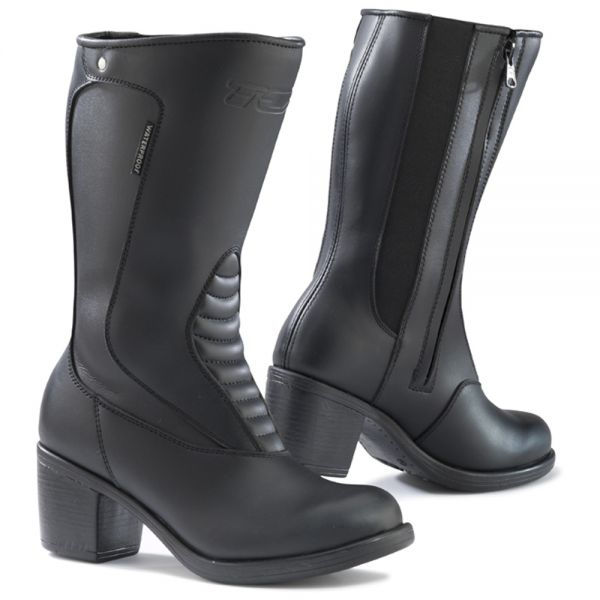 Bottes Moto TCX Lady Classic Waterproof Black
