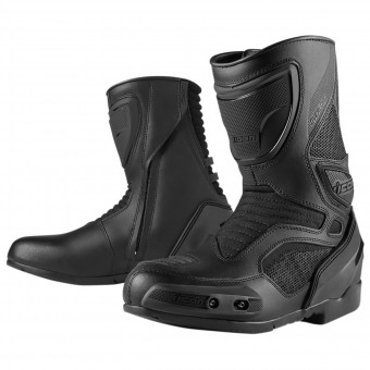 Bottes Moto ICON Overlord Boot Stealth