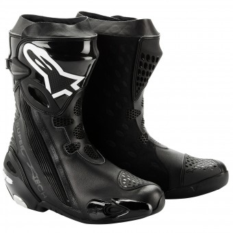 Bottes Moto Alpinestars Supertech R Black