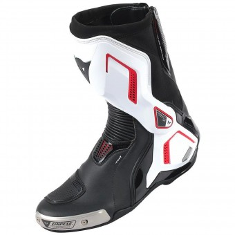 Bottes Moto Dainese Torque D1 Out Lady Black White Red