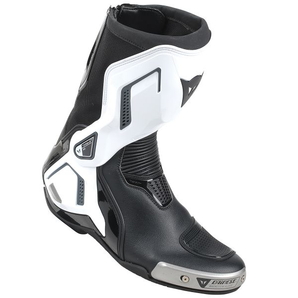 Bottes Moto Dainese Torque Out D1 Black White