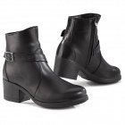 Demi-bottes TCX X-Boulevard Waterproof Black