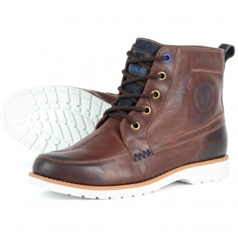 Chaussures Moto Overlap 11 Brown