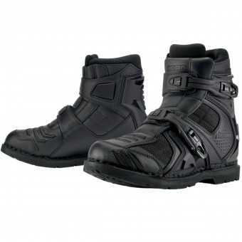 Chaussures Moto ICON Field Armor 2 Black
