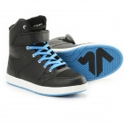 Baskets Moto V'Quattro Milano Holiday Noir Bleu