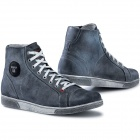 Baskets Moto TCX X-Street Waterproof Bleu