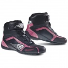 Baskets Moto Ixon Assault Lady Noir Rose