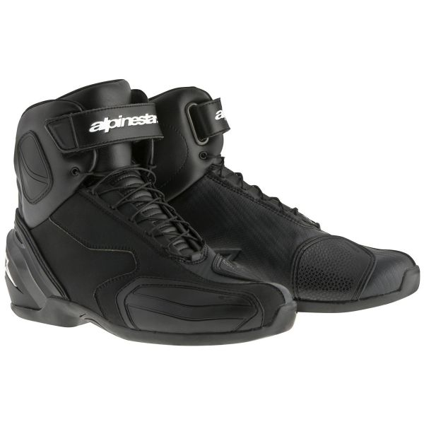 Chaussures Moto Alpinestars SP-1 Boot Black