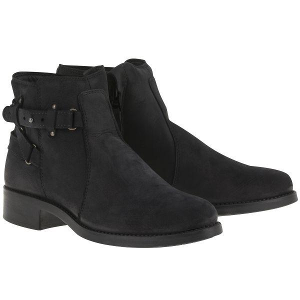 chaussures alpinestars stella kerry waterproof black matt au meilleur prix. Black Bedroom Furniture Sets. Home Design Ideas