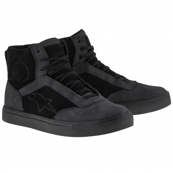 Chaussures Moto Alpinestars Vulk Waterproof Black