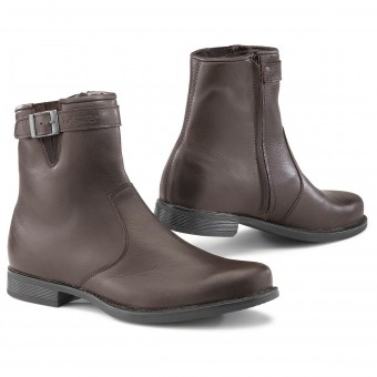 Chaussures Moto TCX X-Avenue Waterproof Dark Brown