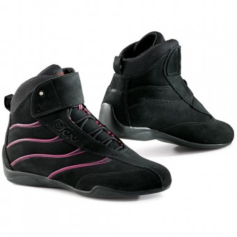 Chaussures Moto TCX X-Square Lady Black Pink