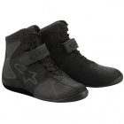 Chaussures Moto Alpinestars Fastback Waterproof Noir Anthracite