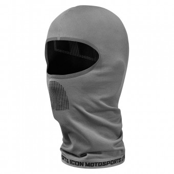 Cagoule Moto ICON Performance Balaclava Charcoal