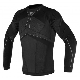 Maillot Froid Dainese D-Core Aero Tee LS Black