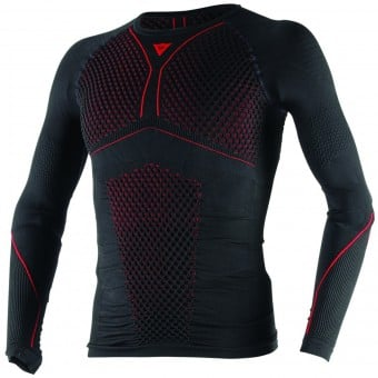 Maillot Froid Dainese D-Core Thermo Tee LS Black