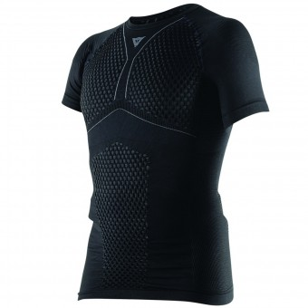 Maillot Froid Dainese D-Core Thermo Tee SS Black Anthracite