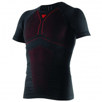 Maillot Froid Dainese D-Core Thermo Tee SS Black Red