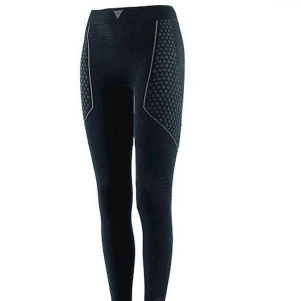 Pantalon Froid Dainese D-Core Thermo Pant LL Lady Black Anthracite