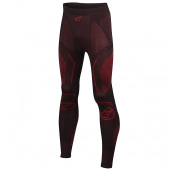 Pantalon Froid Alpinestars Ride Tech Bottom Summer Black Red