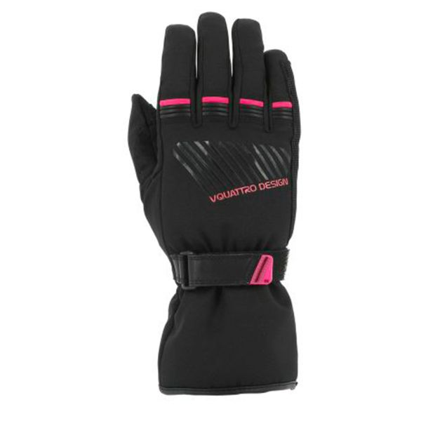 Gants Moto V'Quattro Core 17 Lady Black