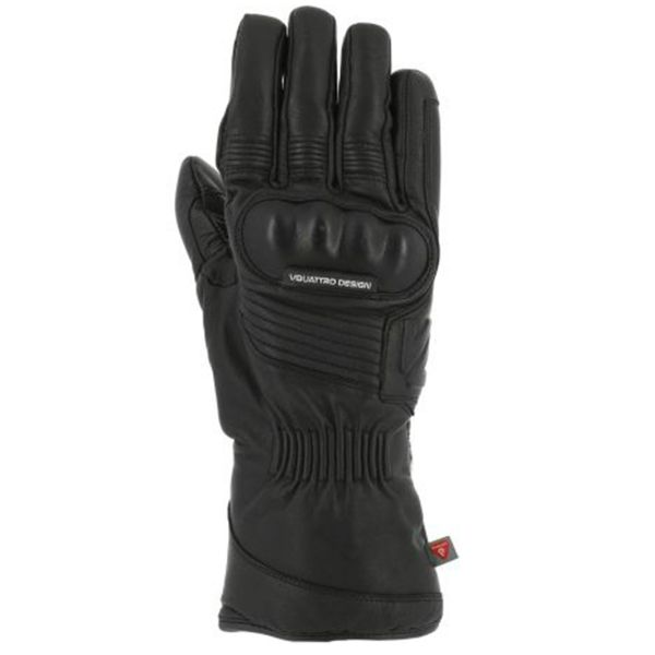 Gants Moto V'Quattro Eagle Rider Black