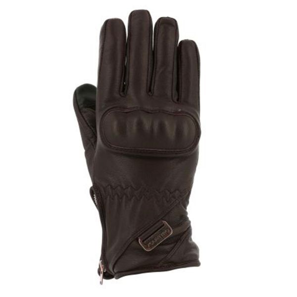 Gants Moto V'Quattro Firenze 17 Brown