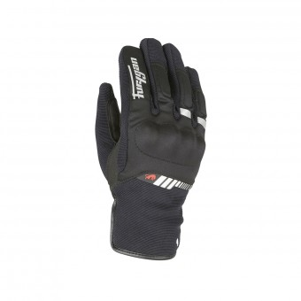 Gants Moto Furygan Jet All Season Kid Black White