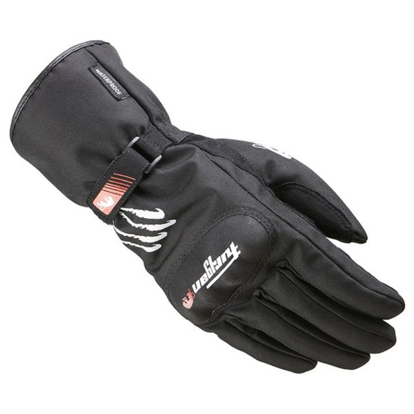 Gants Moto Furygan Keen Black White