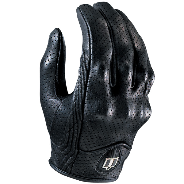 Gants Moto ICON Pursuit Black Mesh Woman